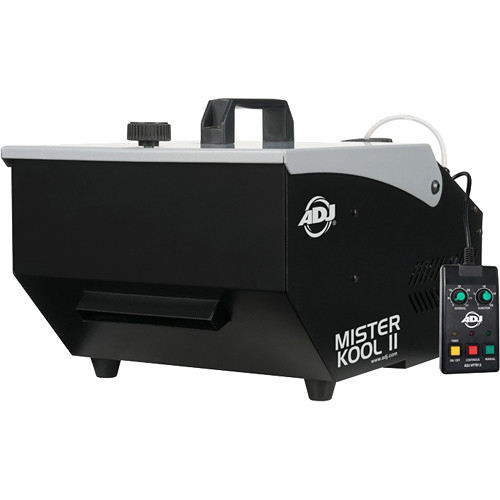 American DJ Mister Kool II Low-Lying Fog Machine