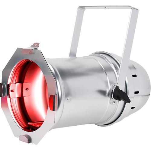 American DJ PAR ZP120 RGBW LED Stage PAR Can (Silver)