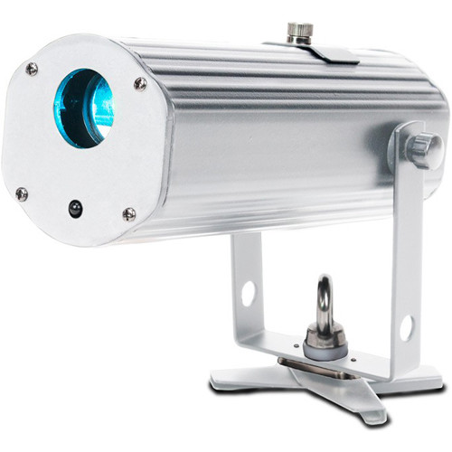 American DJ PinPoint Gobo Battery-Powered RGBA LED Gobo Projector