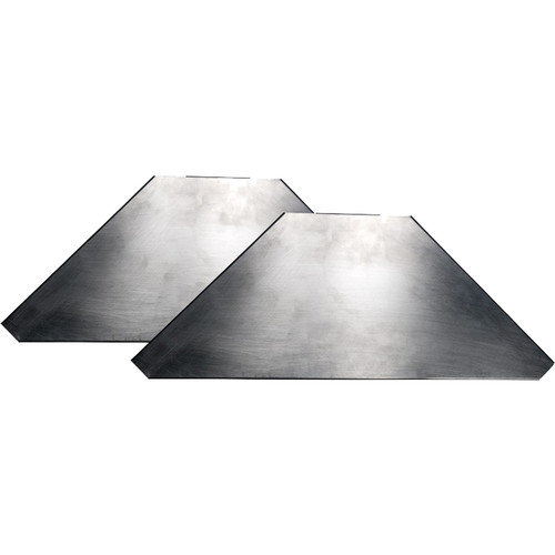 American DJ Pro-Shelf - Aluminum Corner Shelf for Pro Event Table (Pair)