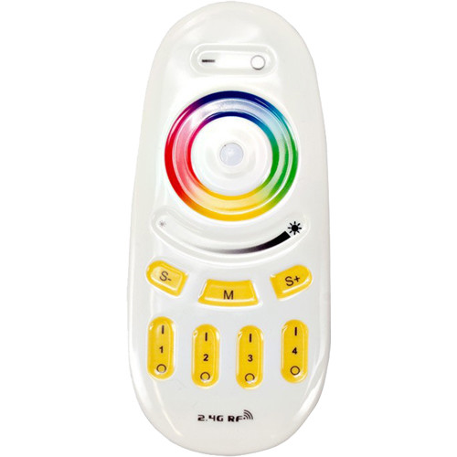 American DJ 2.4 GHz RF Wireless Remote Control for Color Strand LED