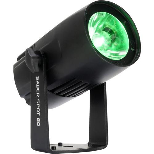 American DJ Saber Spot Go Battery-Powered RGBW Pinspot
