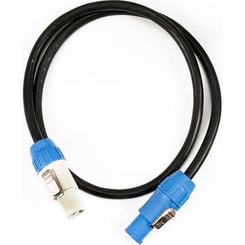 American DJ Powerlock Connector Link Cable, 3'