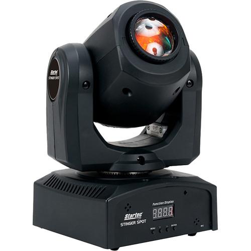 American DJ Stinger Spot - Startec Series Mini LED Moving Head Light (Black)