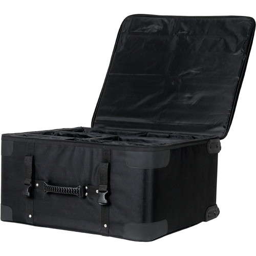 American DJ Semi Hard Case for 4 WiFLY Pars & 1 WiFLY NE1 or RGBW8C Lighting Controller