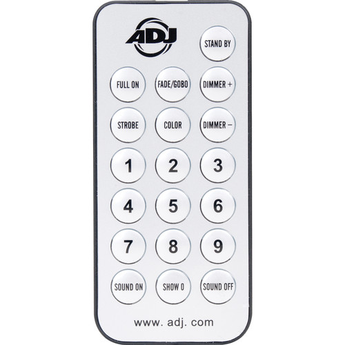 American DJ IR Remote for Inno Pocket Spot