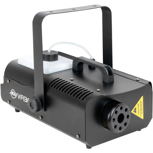American DJ VF1300 Value Series 1300W Mobile Fog Machine