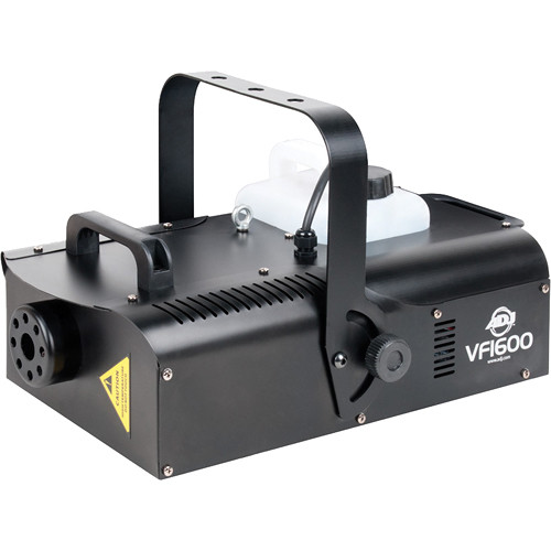 American DJ VF1600 Mobile1500W DMX Fog Machine