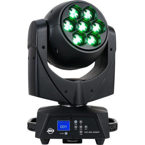 American DJ Vizi Hex Wash7 Pro Moving Head
