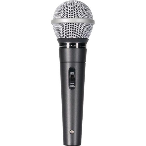 American DJ VPS-20S Handheld Cardioid Dynamic Microphone