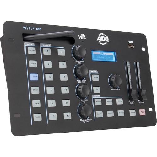 American DJ WiFly NE1 DMX Lighting Controller