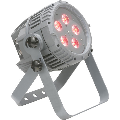 American DJ WiFLY QA5 IP IP65-Rated Outdoor LED Wash Fixture with Built-In Wireless DMX
