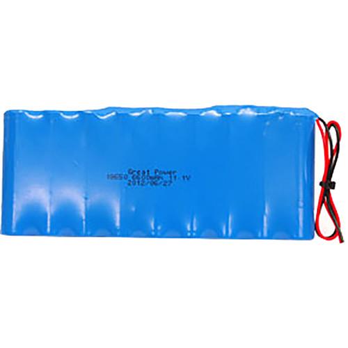 American DJ Battery for Mega Go PAR64 RGBA