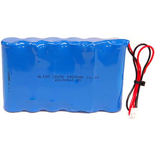 American DJ Battery for Mega Go Flood PAR HO
