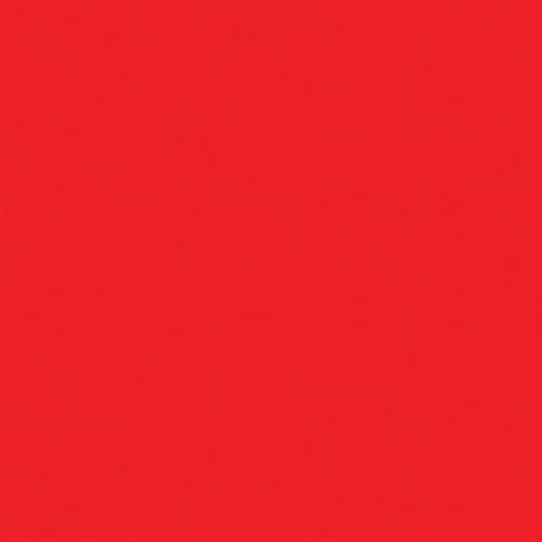 """American DJ Z-PROGEL/SH Pro Gel Sheet (Red, 21 x 24"""")"""