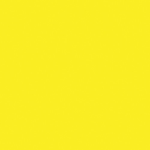 "American DJ Z-PROGEL/SH Pro Gel Sheet (Yellow, 21 x 24"")"