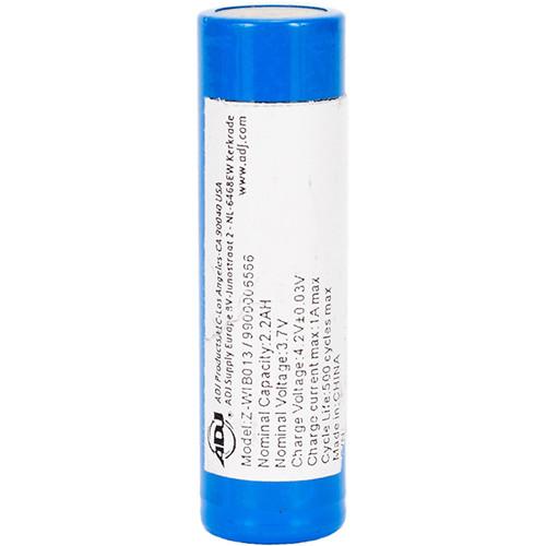 American DJ Battery for WiFly EXR Battery