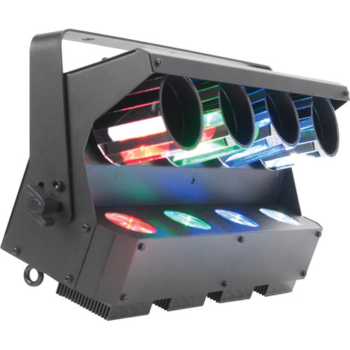 American DJ Zipper 4x Barrel Mirrored Scanner