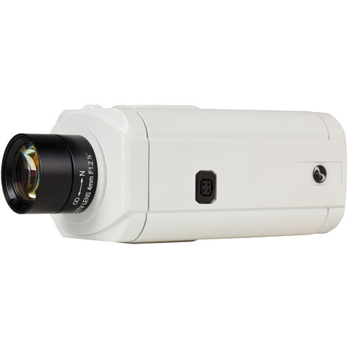 American Dynamics Discover 500 Box Camera with 700 TVL Resolution (12VDC or 24VAC, White, PAL)