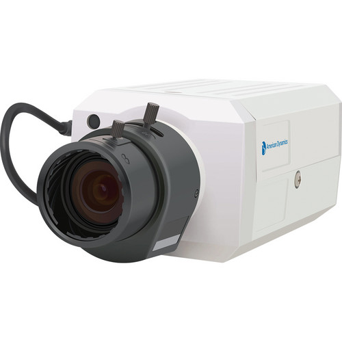 American Dynamics ADCi400-X001 Illustra 400 2/3 Mp Indoor Box Camera without Lens (PAL)