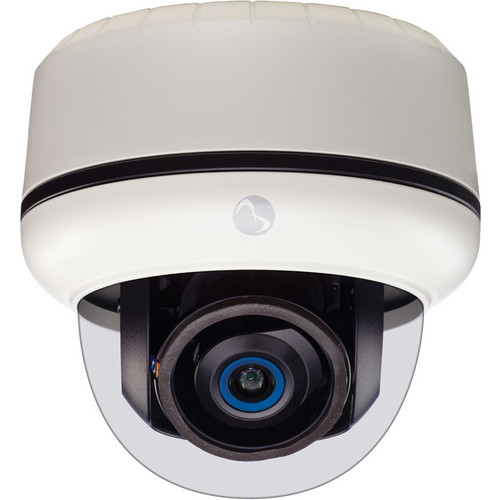 American Dynamics ADCi600-D521 Illustra 600 Indoor/Outdoor Telephoto IP Minidome (White, NTSC/PAL)
