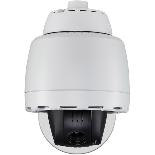 American Dynamics Illustra Series ADCi625-P123 1080p IP Vandal-Resistant PTZ Dome with Smoked Bubble (White)
