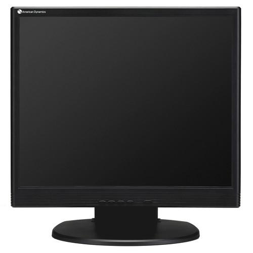 "American Dynamics ADLCD19MB 19"" LCD Multiple Input Monitor (Black)"