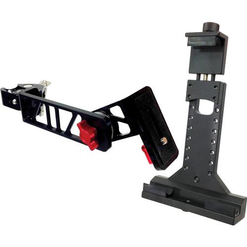 AMERICAN RECORDER Smart Bracket Pro Pole Clamp  Arm w/Alum. Tablet Mount