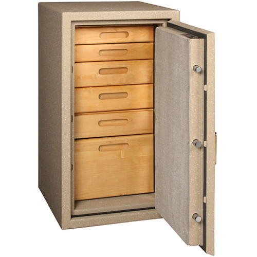 "American Security BF-Series Fire-Burglary Safe (39x22x 22"", Sandstone)"