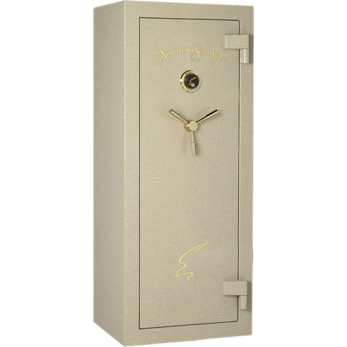American Security SF-Series 16-Gun Safe (Textured Sandstone Finish)