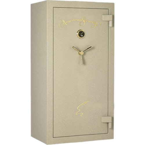 American Security SF-Series 30-Gun Safe (Textured Sandstone Finish)
