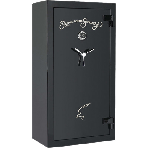 American Security SF-Series 20-Gun Safe (High-Gloss Onyx Finish)
