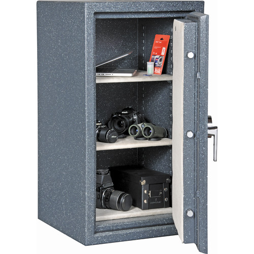American Security BF3416 Fire Protection Safe with Gun Interior (Gray)