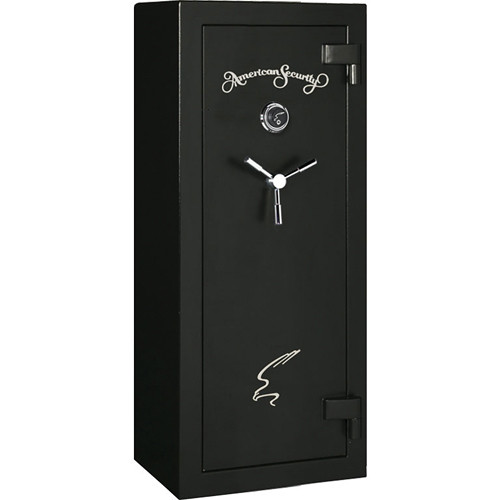 American Security SF-Series 16-Gun Safe (Textured Black Finish)