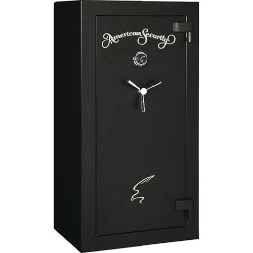 American Security SF-Series 20-Gun Safe (Textured Black Finish)