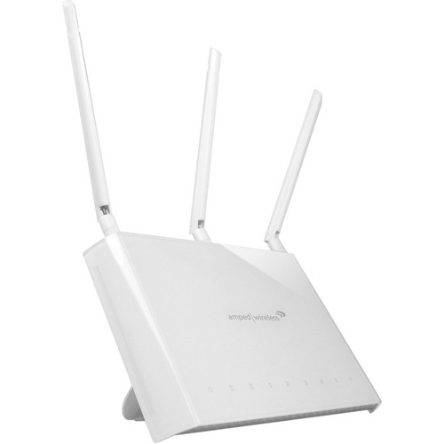 Amped Wireless High Power 700mW Dual Band AC Wi-Fi Range Extender