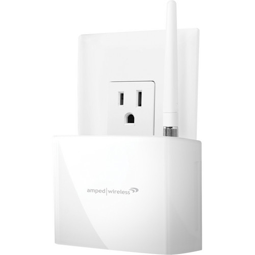 Amped Wireless REC10 600mW Compact Wi-Fi Range Extender