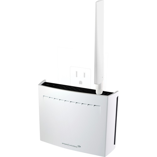 Amped Wireless High Power AC1750 Plug-In Wi-Fi Range Extender