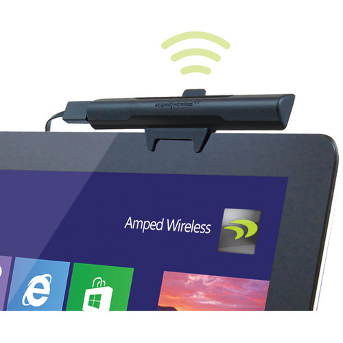 Amped Wireless TAN1 High Power Wi-Fi Adapter for Windows 8