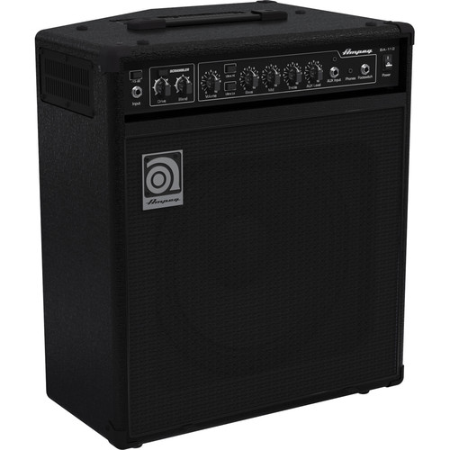 Ampeg BA-112V2 75W 1x12 Combo Bass Amplifier