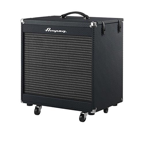 "Ampeg Portaflex PF-210HE 2x10"" 450W Flip-Top Bass Speaker Cabinet"