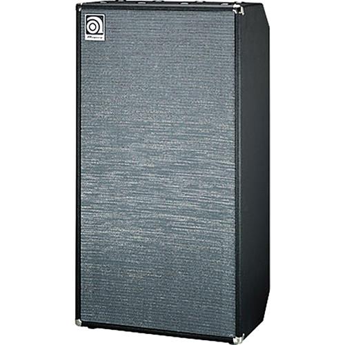 """Ampeg SVT-810AV Dual 4x 10"""" 800W Bass Cabinet (Original SVT Stack Finish)"""