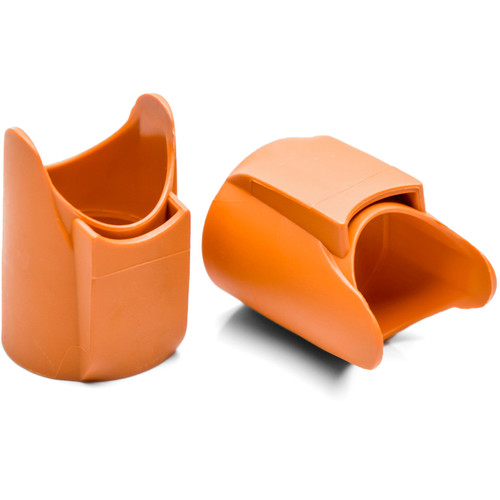 Amphenol AX-Mark3 Sleeve for AX-Series Connectors (Orange)