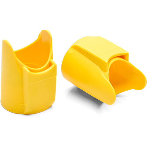 Amphenol AX-Mark4 Sleeve for AX-Series Connectors (Yellow)