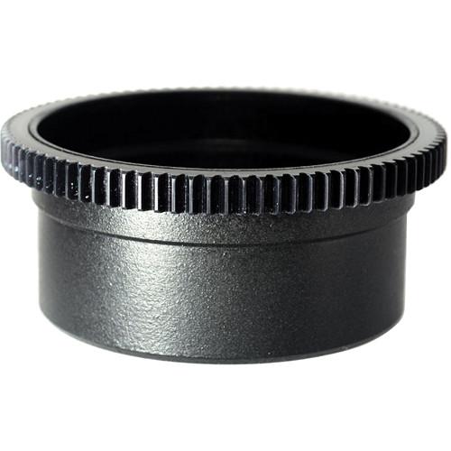 Amphibico Zoom Gear for Sony 18-55mm Lens in Lens Port