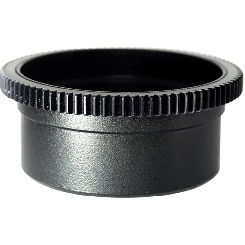 Amphibico Zoom Gear for Sony 18-55mm Lens in Lens Port