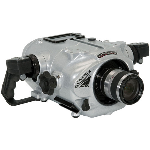 Amphibico Genesis FS-700 Underwater Housing for Sony NEX-FS700U