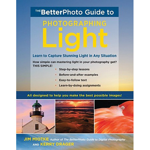 Amphoto Book: The BetterPhoto Guide to Photographing Light
