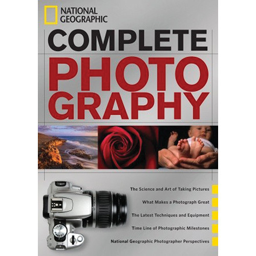 Amphoto Book: National Geographic Complete Photography