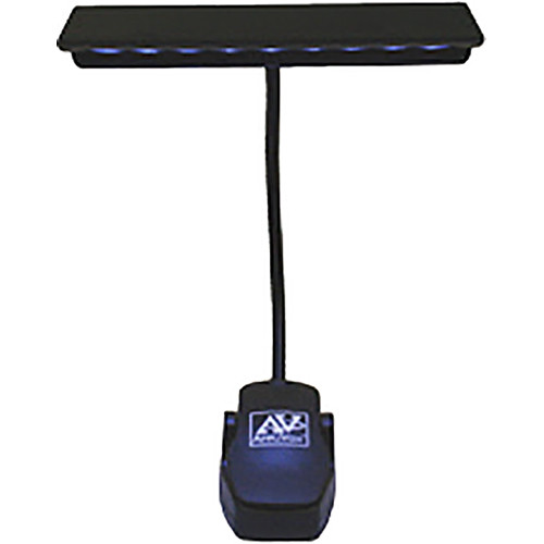 AmpliVox Sound Systems S1150 LED Cordless Clip-On Lectern and Music Stand Light